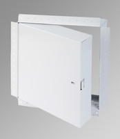 ".8"" x 8"" - Fire Rated Insulated Access Door with Drywall Flange - Cendrex"