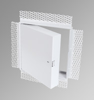 ".8"" x 8"" - Fire Rated Insulated Access Door with Plaster Flange - Cendrex"