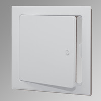 "8"" x 8"" Universal Flush Standard Access Door with Flange - Acudor"