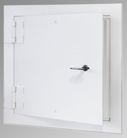 """24"""" x 24"""" High Security Access Door with Detention Type Deadbolt - Acudor"""