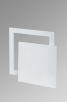 "14"" x 14"" Removable Plastic Access Door - Cendrex"
