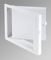 "22"" x 36"" Fire Rated Insulated Upward Opening Ceiling Door - Cendrex"