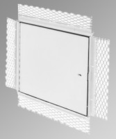"12"" x 12"" - Fire Rated Un-Insulated Access Door with Plaster Flange - Cendrex"