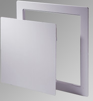 "14"" x 14"" Flush Plastic Access Door - Acudor"