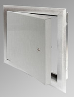 "60"" x 48"" Lightweight Aluminum Access Door (Double Leaf) - Acudor"