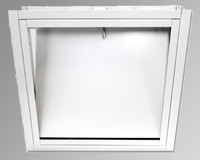 "22"" x 36"" Fire Rated Insulated Access Door - Upward Opening - Acudor"