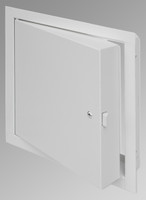 "10"" x 10"" Fire Rated Insulated Access Door with Flange - Acudor"