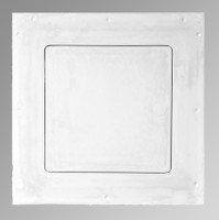 "12"" x 12"" Hinged Gypsum Access Panel for Ceiling or Wall - Windlock"