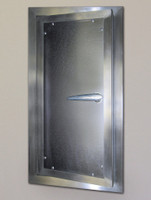 WID, Front View, Access Panel