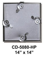 "14"" x 14"" High Pressure Duct Door - Acudor"