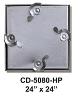 "24"" x 24"" High Pressure Duct Door - Acudor"