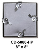 "8"" x 8"" High Pressure Duct Door - Acudor"