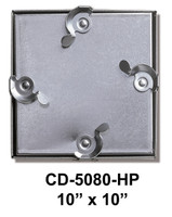 "10"" x 10"" High Pressure Duct Door - Acudor"