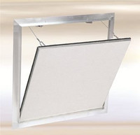 "8"" x 8"" Drywall Inlay Air/Dust resistant Access Panel with detachable hatch"