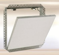 "8"" x 8"" Drywall Inlay Access Panel with Drywall Flange - Detachable"