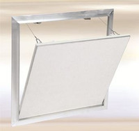 "16"" x 16"" Drywall Inlay Access Panel with Fully Detachable Hatch"