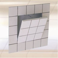 "12"" x 12"" Drywall Inlay Access Panel for Tiling"