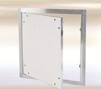 "16"" x 16"" Drywall Inlay Access Panel with fixed hinges"
