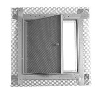 "12"" x 12"" Acoustical Plaster Access Door - Elmdor"