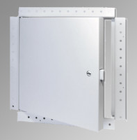 "14"" x 14"" Fire Rated Un-Insulated Access Door with Flange for Drywall - Acudor"