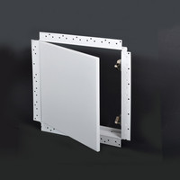 "12"" x 18"" Flush Access Door with Concealed Latch and Mud in Flange"
