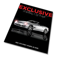 8.5 x 11 Card Stock Flyers SAME DAY