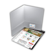 "2 Day Rush 9"" x 12"" Presentation Folders"