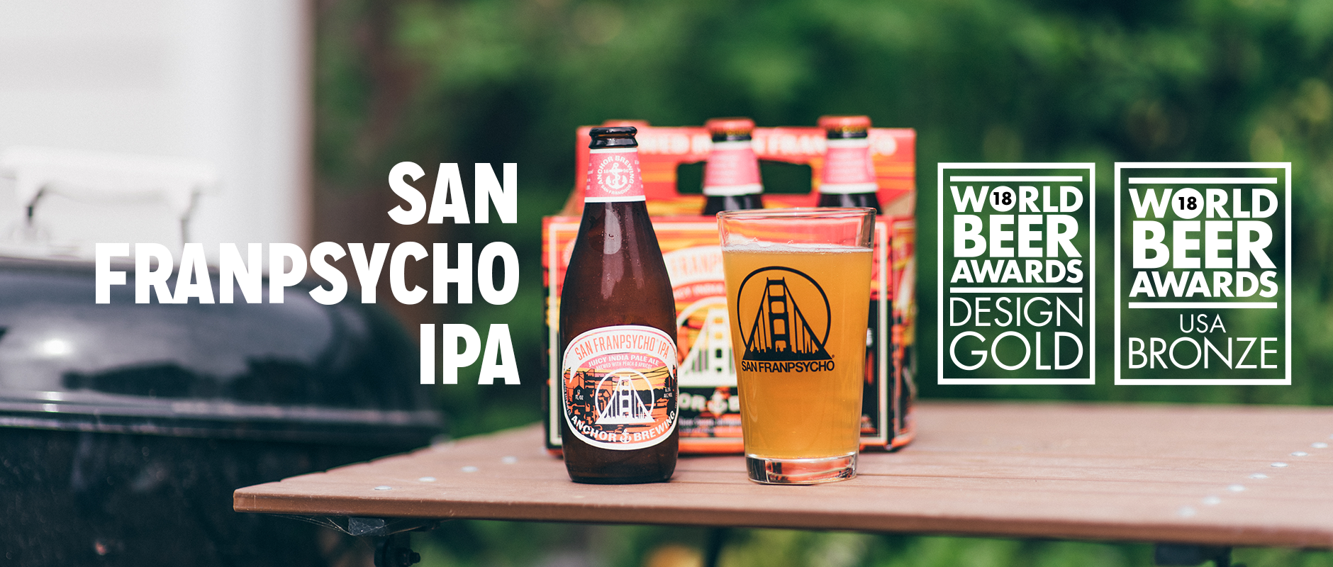 Wonderful We Are Proud To Announce That Our San Franpsycho IPA Took Home The Gold For  Best Label Design As Well As Bronze For Taste At This Yearu0027s World Beer  Awards ...