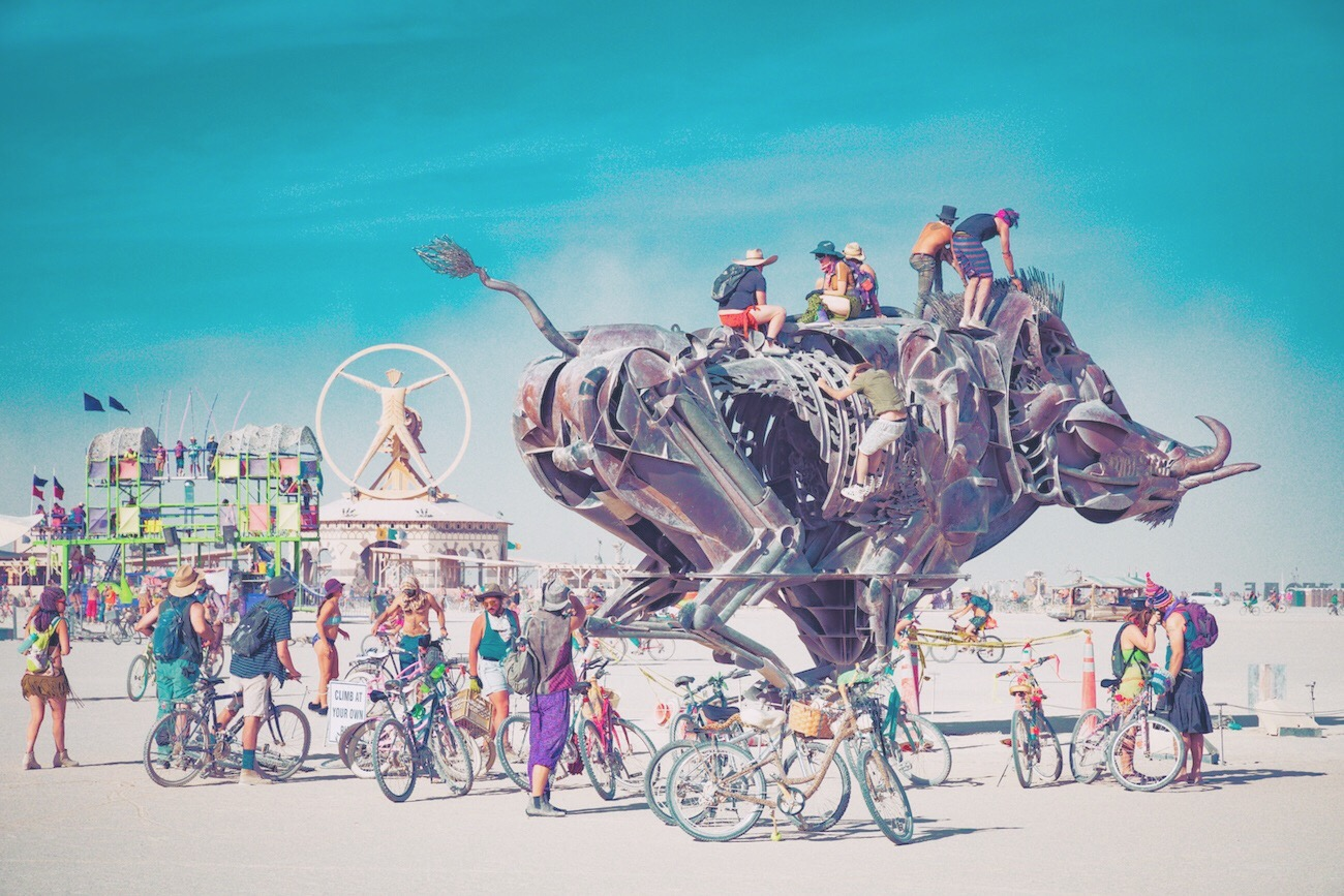 81c6d58f After nearly 30 years, this may be the last year that Burning Man is held  in Black Rock Desert. The fate of the festival is in danger as it clashes  with the ...