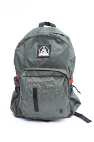 Army Green Bomber Backpack