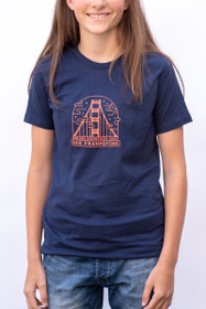 Youth Fogtown tee