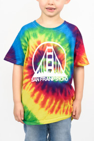 Youth Tie Dye Tees