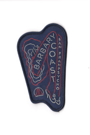 Barbary Coast Neon Legs Patch