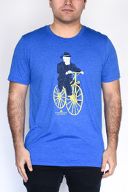 The Emperor Royal Blue Tee