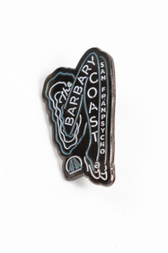 Barbary Coast Neon Legs Pin