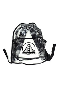Clear SFP Backpack