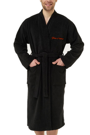 SFP Personalized Embroidered Bathrobe