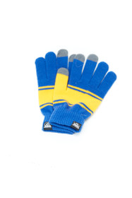 SFP Gloves (Blue & Gold)
