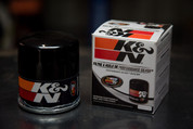 GENUINE K&N HIGH-FLOW PERFORMANCE OIL FILTER ST