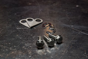 Fiesta ST / Focus XR5 Turbo / Mondeo  XR5 Turbo / Focus RS mk2 Locking Downpipe Fasteners
