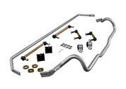 Whiteline Adjustable Front & Rear Sway Bar Kit Focus RS mk3