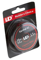 UD Clapton wire 26g + 32g kenthal 1
