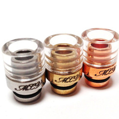 MLV Diamond Glass Drip Tips