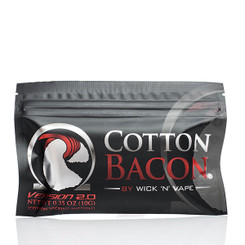 Organic Cotton Bacon V2 by Wick N Vape