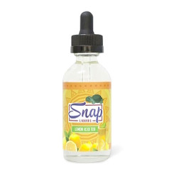 Lemon Iced Tea 60ml - Snap Liquids