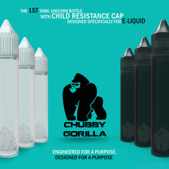 Gorilla bottle