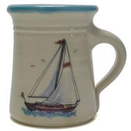 Flare Mug - Sailboat