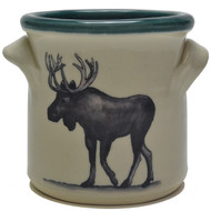 Small Crock - Moose