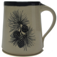 Coffee Mug - Pinecone