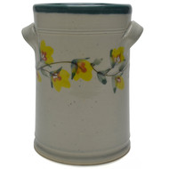 Wine Cooler - Gold Flower Vine